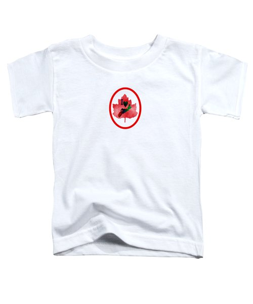 Nova Scotia Proud Toddler T-Shirt