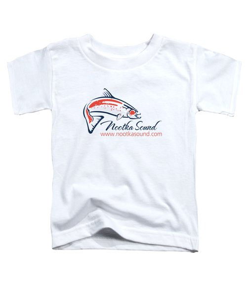 Ns Logo #4 Toddler T-Shirt by Nootka Sound