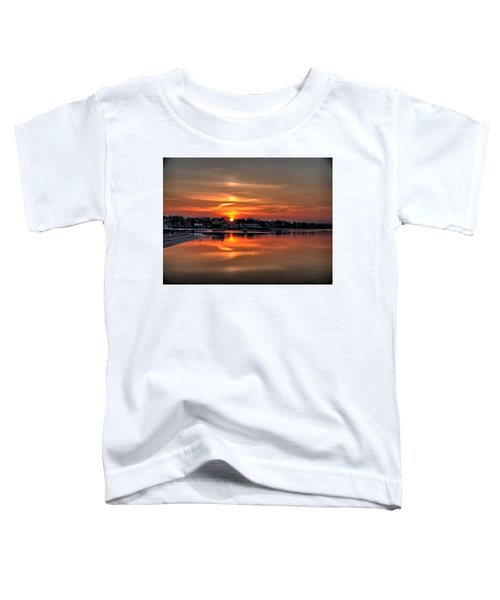 Nuclear Morning Toddler T-Shirt