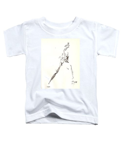 Nude 6 Toddler T-Shirt