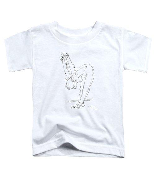 Nude Female Drawings 10 Toddler T-Shirt