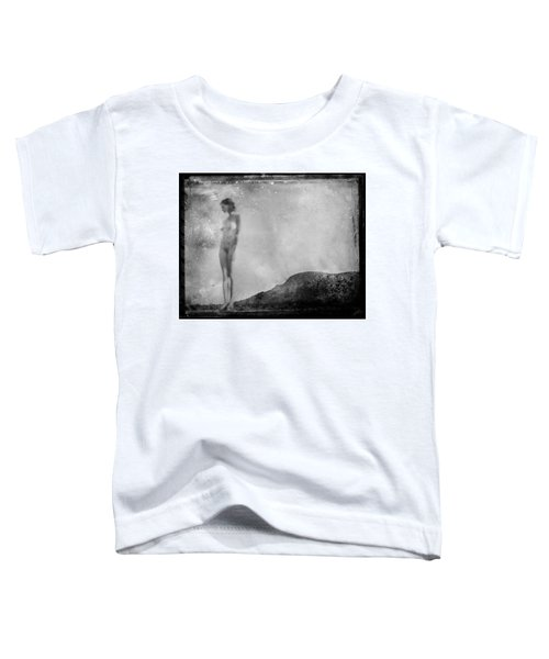 Nude On The Fence, Galisteo Toddler T-Shirt