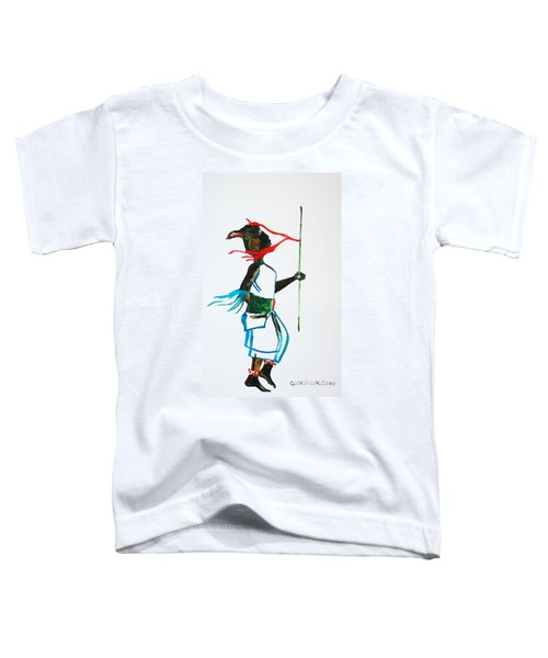 Nuer Dance - South Sudan Toddler T-Shirt