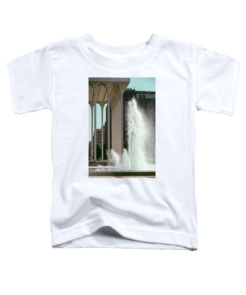 Nwnl Fountains - July 1973 Toddler T-Shirt