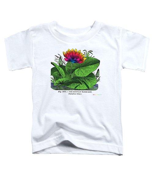 Nymphaea Toddler T-Shirt