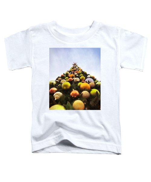 O Christmas Tree Toddler T-Shirt