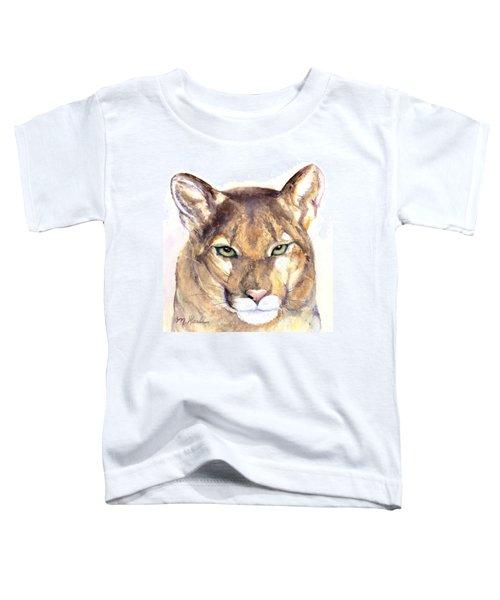 October Lion Toddler T-Shirt