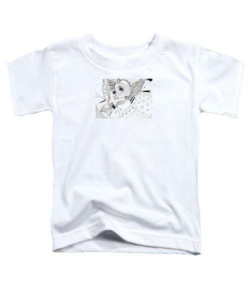 Odd 1 Toddler T-Shirt