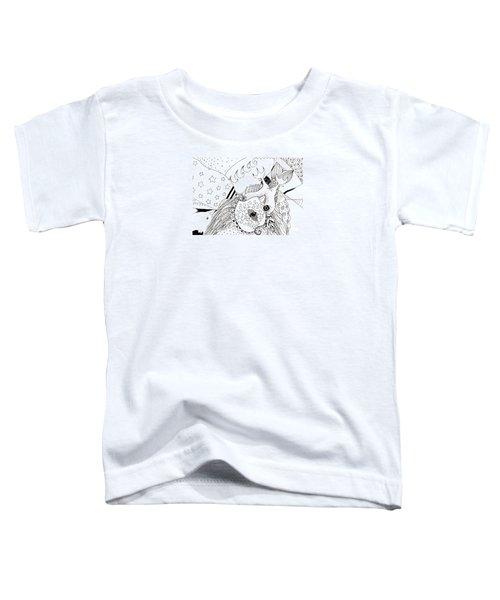 Odd 2 Toddler T-Shirt