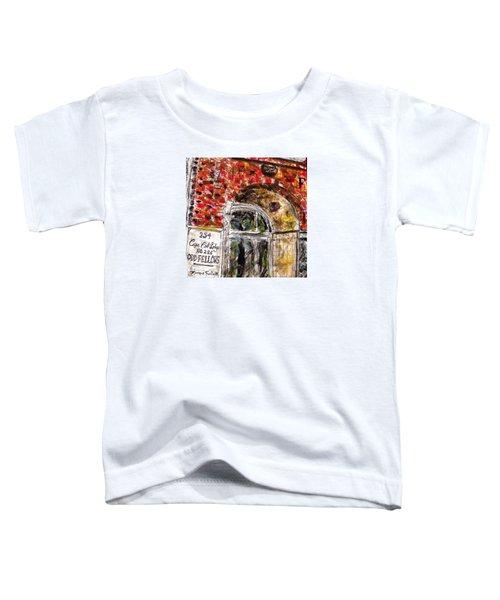 Odd Fellows, Cape Cod Toddler T-Shirt