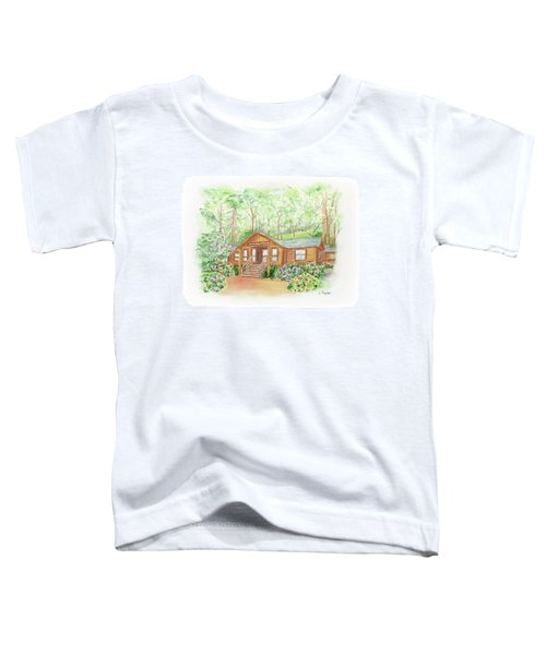 Office In The Park Toddler T-Shirt