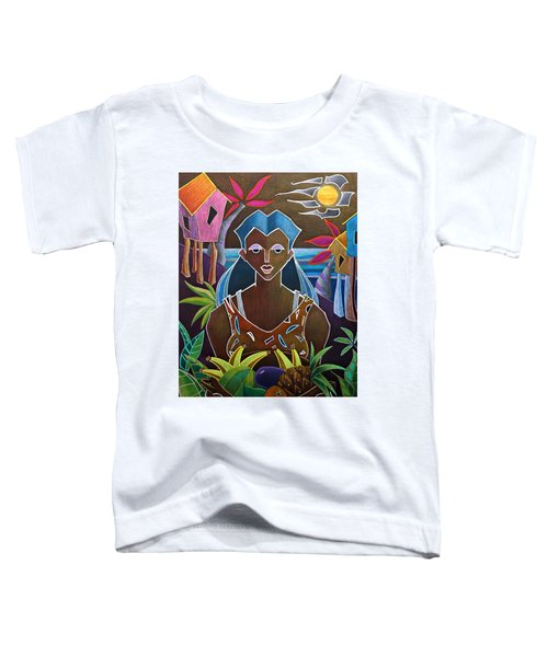 Ofrendas De Mi Tierra II Toddler T-Shirt