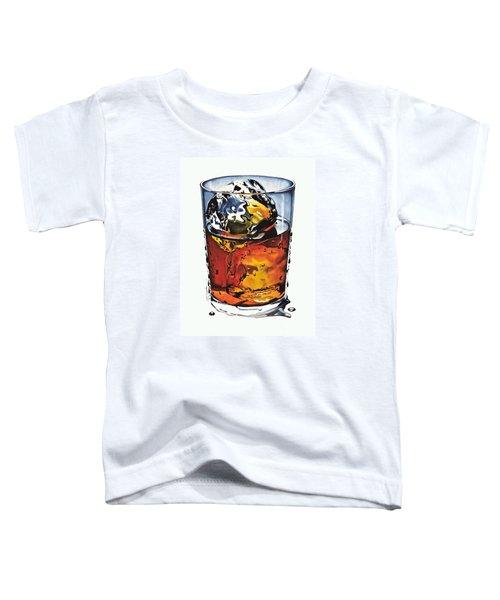 Oh My Gouache Toddler T-Shirt