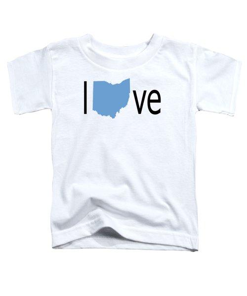Ohio Love Toddler T-Shirt