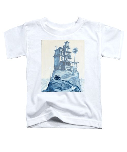 Oil Fields And Orchards Toddler T-Shirt
