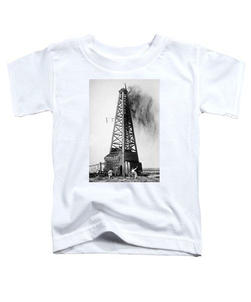 Oklahoma: Oil Well, C1922 Toddler T-Shirt