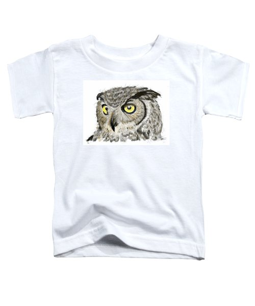 Old And Wise Toddler T-Shirt
