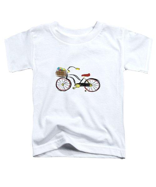 Old Bicycle Toddler T-Shirt
