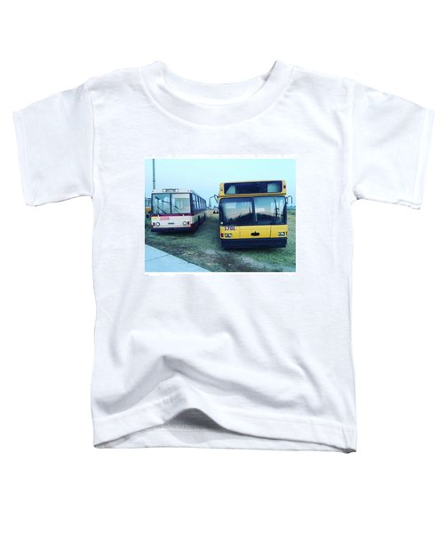 #old #bus #museum #oldcarfest2016 Toddler T-Shirt