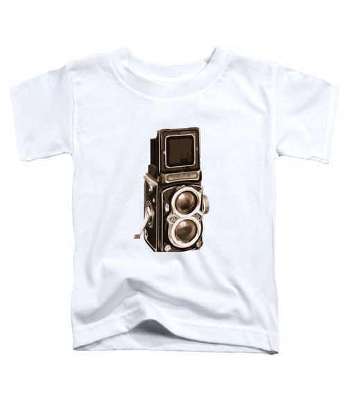 Old Camera Phone Case Toddler T-Shirt