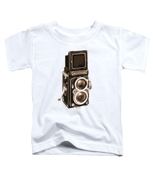 Old Camera Tee Toddler T-Shirt