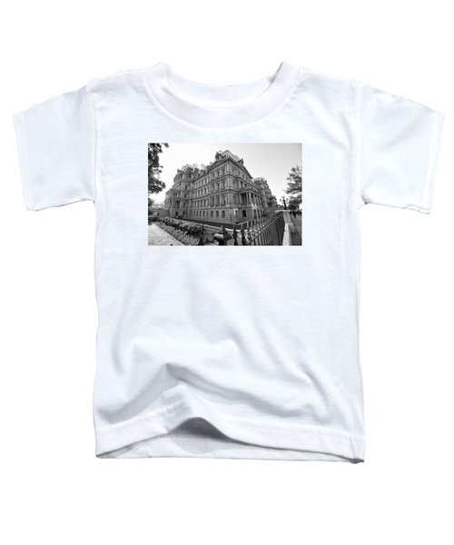 Old Executive Office Building Toddler T-Shirt