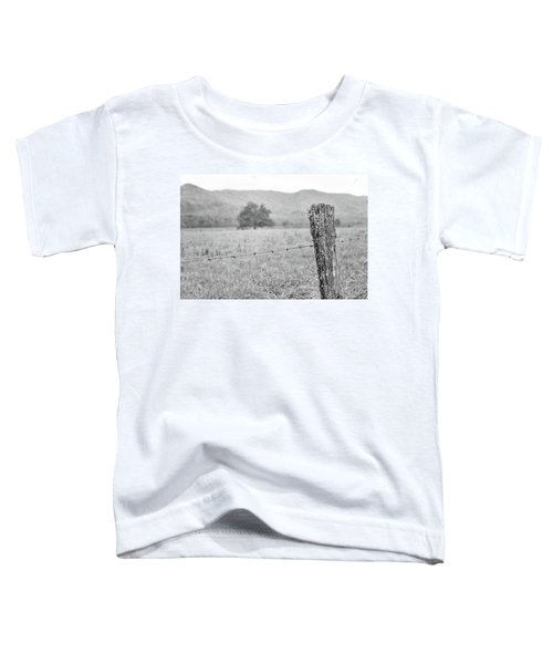 Old Fence Post Toddler T-Shirt