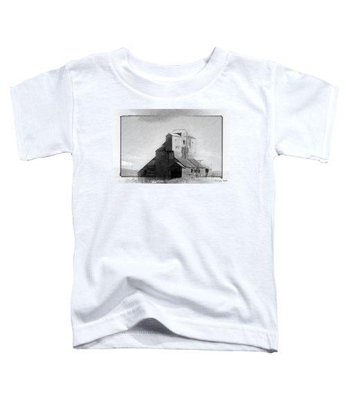 Old Grain Elevator Toddler T-Shirt
