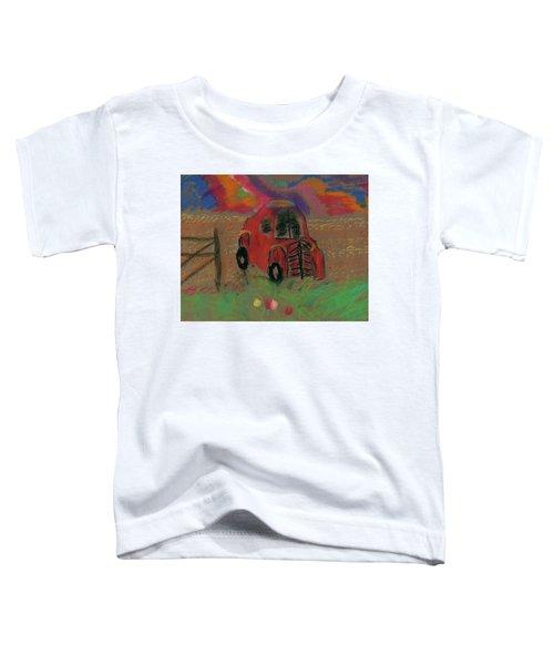 Old Jalopy Toddler T-Shirt