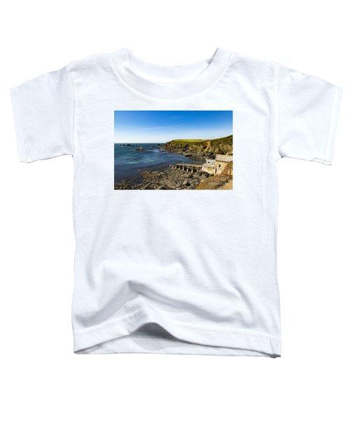Old Life Boat Station Toddler T-Shirt