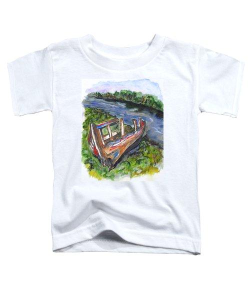 Old Memory Toddler T-Shirt