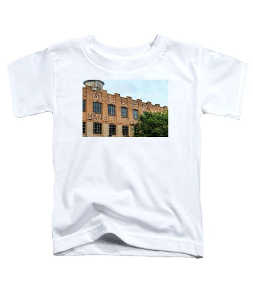 Old Mill Building In Buford Toddler T-Shirt