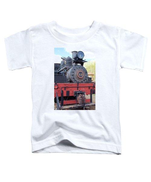 Old Number Twelve Toddler T-Shirt