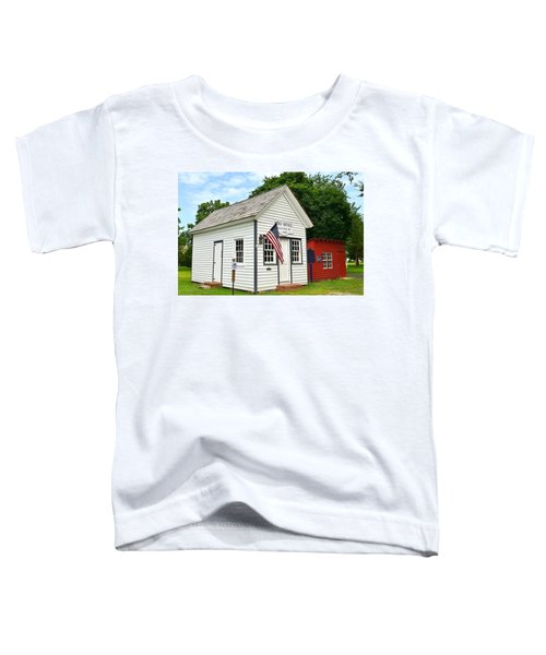 Old Post Office - Ocean View Delaware Toddler T-Shirt