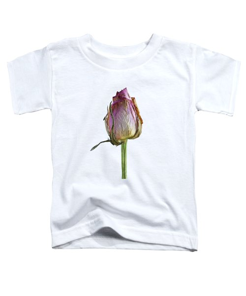 Old Rose On Paper Toddler T-Shirt