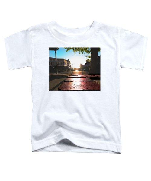 Old Sacramento Smiles- Toddler T-Shirt
