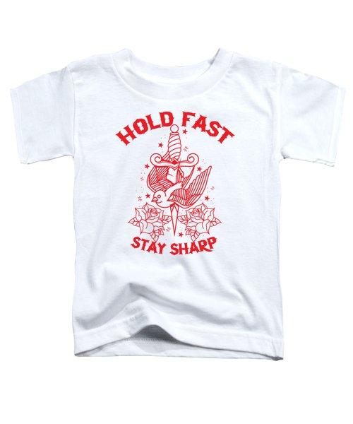 Old School Tattoo Toddler T-Shirt