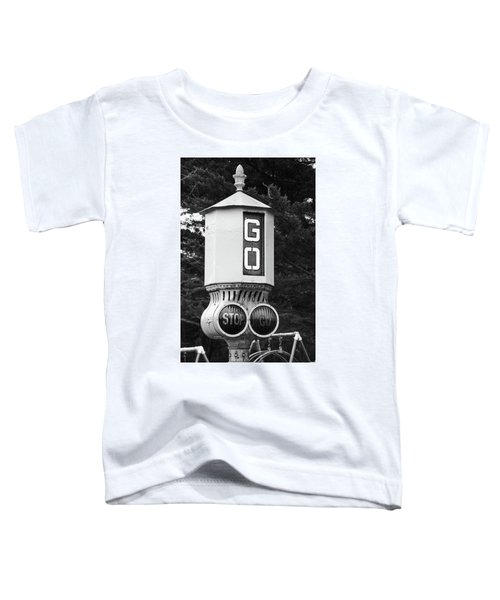 Old Traffic Light Toddler T-Shirt