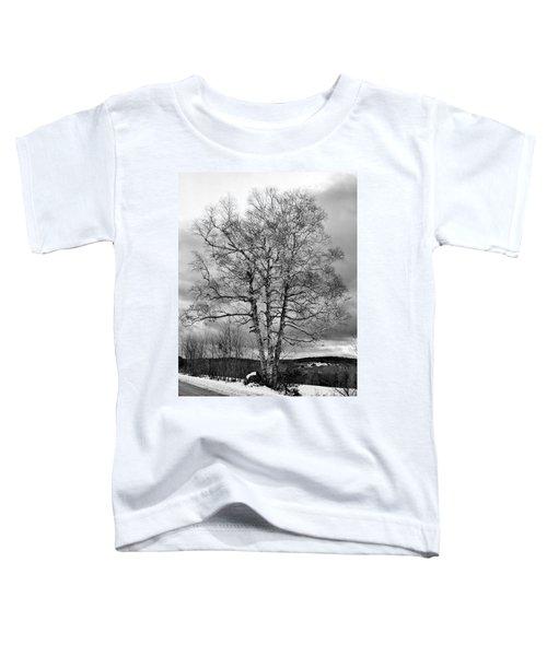 Old White Birch Toddler T-Shirt