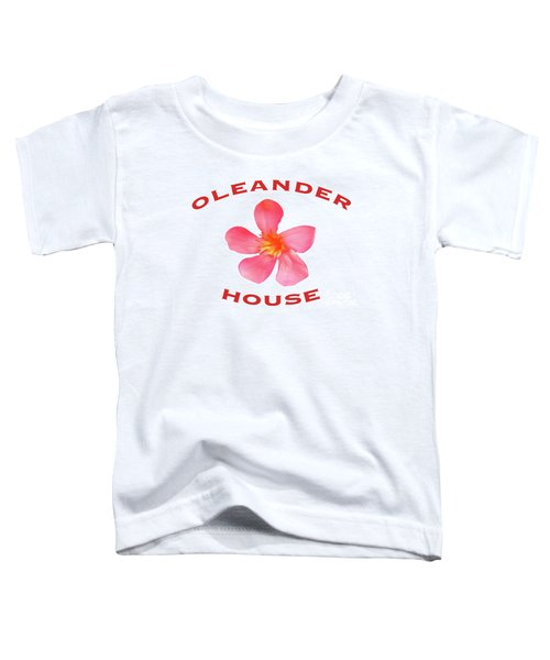 Oleander House Toddler T-Shirt