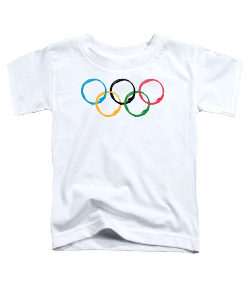 Olympic Ensos Toddler T-Shirt
