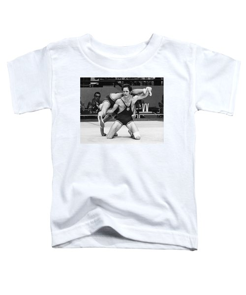 Olympics: Wrestling, 1972 Toddler T-Shirt