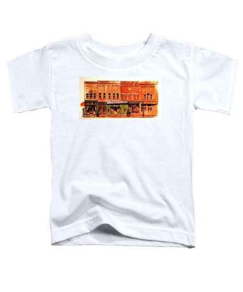 On Market Square Toddler T-Shirt