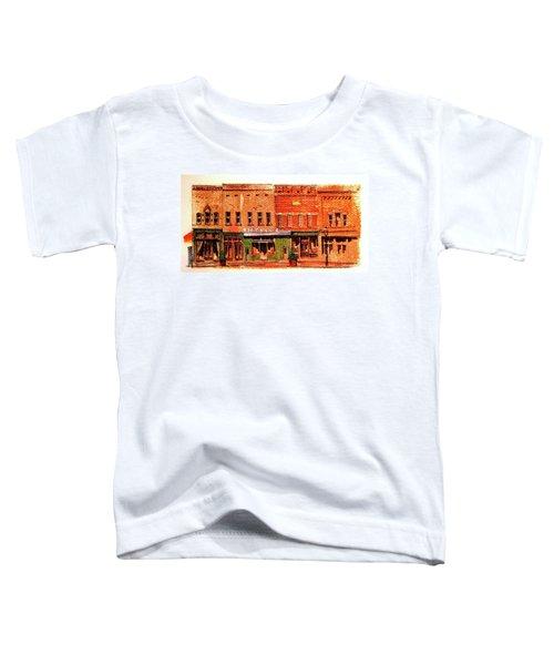 On Market Square Toddler T-Shirt