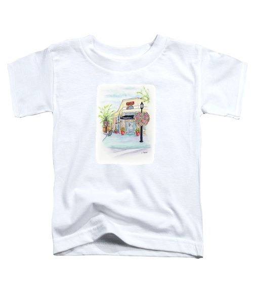 On The Corner Toddler T-Shirt