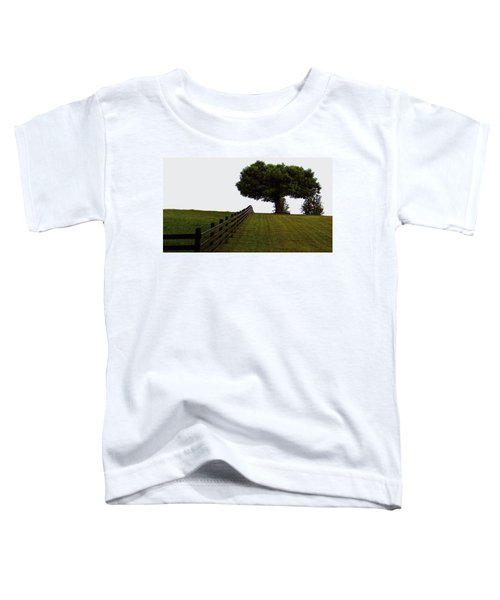 On The Farm Toddler T-Shirt