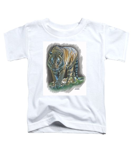 On The Prowl Toddler T-Shirt