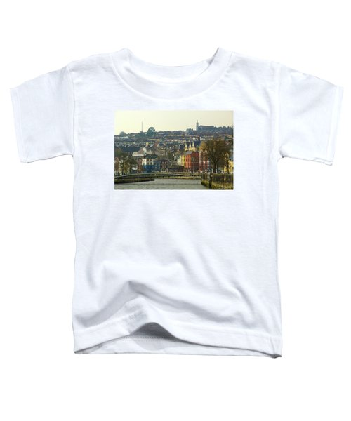 On The River Lee, Cork Ireland Toddler T-Shirt