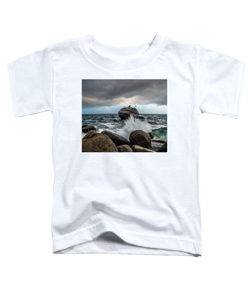 Oncoming Storm Toddler T-Shirt