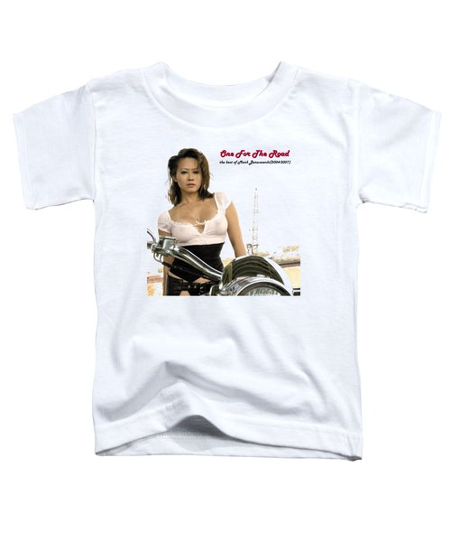 One For The Road Toddler T-Shirt